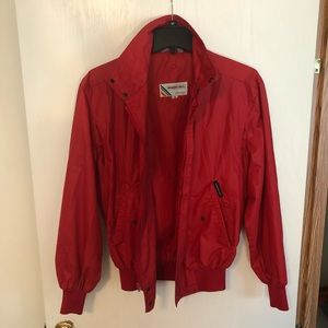 Members Only Jacket - Red